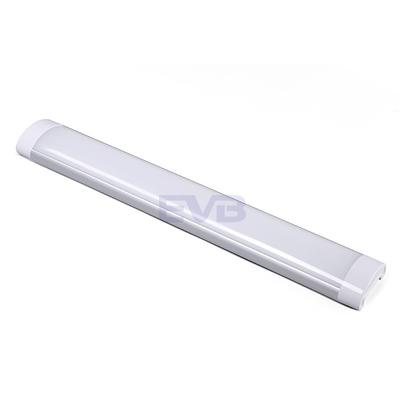2nd Generation LED Linear Batten Light Fitting Dimmable Flicker free Color Temperature Adjustable IP44