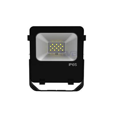 High Power LED Flood Light IP65 Waterproof PF0.93 Wide Voltage Angle Bracket easy to install